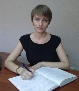 Дударева Анна Владимировна